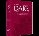 Bíblia Dake Vinho